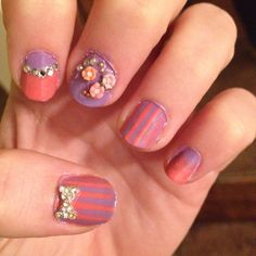 My nails are ready for Easter! Www.prettywindycity.com
