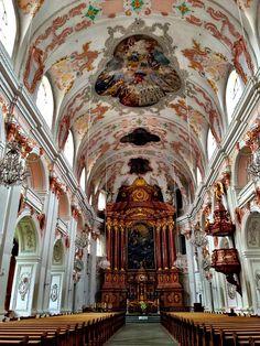 Jesuit Church. lucer