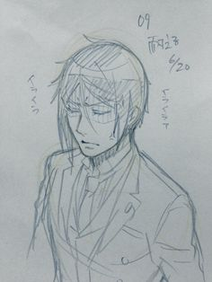 undertaker black butler sketches by yana toboso - Google Search