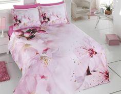 blumen bettwäsche elegante bettwäsche schlafzimmer einrichten