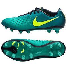 competitive price c57e6 cee11 Nike Magista Opus II FG - Teal Volt