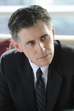 Gabriel BYRNE (b. 1950) [] IRISH > Still from TV's 'In Treatment' (2008)