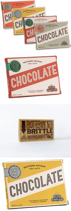 Old & New Come Together in Nashville's Only Bean-to-Bar Chocolate — The Dieline | Packaging & Branding Design & Innovation News