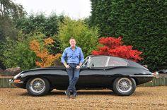 We meet Martin Brundle and his gorgeous Eagle Jaguar E-type. Plus Ferraris, Goodwood Revival and his surprising first car Jaguar Xk, Jaguar E Type, Jaguar Cars, Sport Cars, Race Cars, Best Muscle Cars, Lamborghini Gallardo, Car Brands, Drag Racing