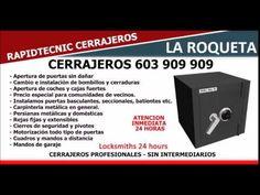 CERRAJEROS LA ROQUETA VALENCIA 603 909 909