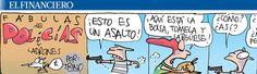 Fábulas de policías y ladrones 30/01/2015