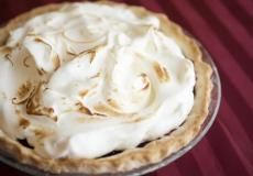 Very Berry Meringue Pie