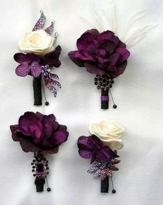 Love these corsages #COTM