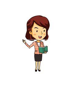 SILL201, 산업캐릭터, 직업, 산업, 캐릭터, 벡터, 에프지아이, 사람, 1인, 서있는, 여자, 선생님, 책, 도서, 독서, 교사, 남자, 비즈니스, 일러스트, illust, illustration #유토이미지 #프리진 #utoimage #freegine 19913247