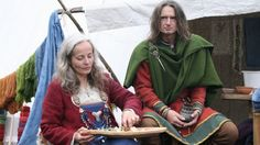 Trondheim Viking Market - Nille Gleasel & Alban Depper