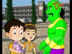 Telugu Padyalu: Abheera  2D Animated Serial Episode 39