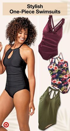 c1c542c18e Women's One Piece Swimsuits : Target
