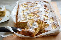 Kitchen Delights: Mary Berry's Spiced Dorset Apple Traybake - Recipe