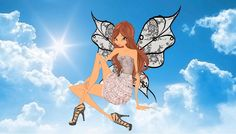 Winx Flora Fairy Couture by Musawinx1.deviantart.com on @DeviantArt