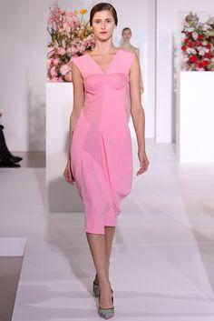 Jil Sander Fall 2012 Ready-to-Wear Fashion Show - Daiane Conterato