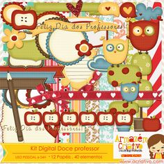 Kit doce professor http://acriativo.com/loja/index.php?main_page=product_info&cPath=34&products_id=785