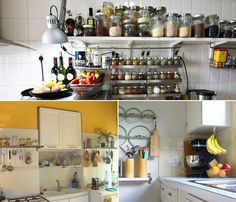 Storage Ideas For Small Kitchen Sleeper Berths For Storage Ideas  2nd picture down-left: plate dryer at the top of the sink.