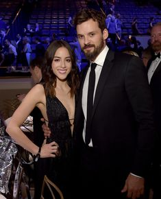 Chloe Bennet Photos Photos - Chloe Bennet and Austin Nichols attend Full Frontal With Samantha Bee's Not The White House Correspondents' Dinner at DAR Constitution Hall on April 29, 2017 in Washington, DC. - 'Full Frontal With Samantha Bee's Not the White House Correspondents' Dinner - Show