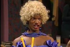 Ugly wanda in living color dating game