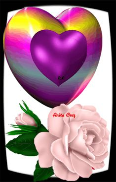 Good Morning Flowers Gif, Good Morning My Love, Mothers Day Roses, Love Heart Gif, Rose Flower Wallpaper, Cool Illusions, Animated Heart, Love Images, Beautiful Roses