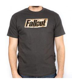 The Bethesda Store - Fallout Logo T-Shirt - Apparel