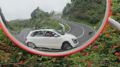 En-Route Ooty. Taken on one of the hairpins