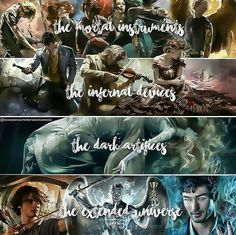 Shadowhunters (Credits in the image)