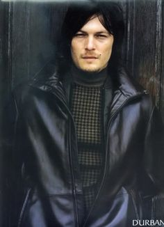 This face is amazing. Simply amazing. WERK, REEDUS. | The 23 Sexiest Pictures Of A Young Norman Reedus
