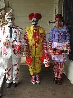 Böses Fastfood – Best of Halloween Costume Contest Halloween 2018, Cute Group Halloween Costumes, Trendy Halloween, Halloween Costume Contest, Scary Costumes For Couples, Halloween Costume Ideas, Horror Movie Costumes, Biker Halloween, Creepy Costumes