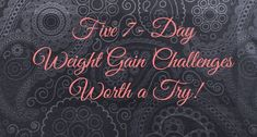 Start seeing effective results in your weight in just 7 days!