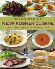 """Helen Nash has long maintained that """"kosher food is more than chopped liver and gefilte fish,"""" and in her latest book she once again demonstrates her ability to expand the kosher palate."""
