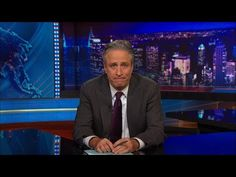 """Jon Stewart on the Eric Garner decision. """"We are definitely not living is a post racial society"""""""
