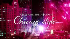 "IL Tourism: Holiday - This is about the Holidays (Christmas) in Chicago, which is my 2nd favorite city in the USA (after home, NYC)! Merry Happy Holidays Chicago, I""ll be back soon!"