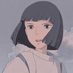 haku from spirited away Studio Ghibli Art, Studio Ghibli Movies, Vintage Cartoons, 90s Cartoons, Chihiro Y Haku, Hxh Characters, Cartoon Icons, Black Cartoon, Girl Cartoon