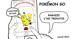 """""""Non c'è più privacy per i Pokémon…"""""""