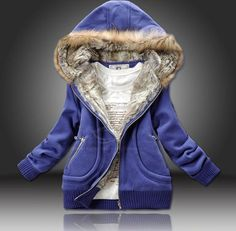 Cheap Wholesale Casual Artificial Wool Embellished Hooded Zipper and Pocket Design Women's Cotton Coat (YELLOW,ONE SIZE) At Price 17.18 - Dresslily.com
