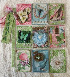 Spring Pocket Letter - Scrapbook.com