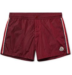MONCLER Solid Swim Shorts. #moncler #cloth #   Moncler Men   Pinterest   Moncler and Swimming