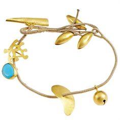 Love knots - Vogue.it Noble Metal, Fabric Ribbon, Handmade Bracelets, Friendship Bracelets, Knots, Bangles, Pendants, Band, Leather