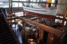 The Kivi at the Sandbar Seafood Restaurant - Vancouver BC