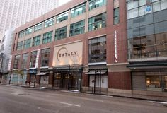 Eataly Chicago-River North...we were so lucky this was right down the street from our hotel!