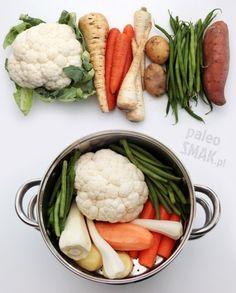 Gotowanie na parze, Paleo SMAK