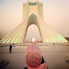 The Azadi Tower, Iran,Rajasthan Tours, Rajasthan Tour Packages, India Rajasthan Tours des-Rajas http://www.rajasthan-tours.org/