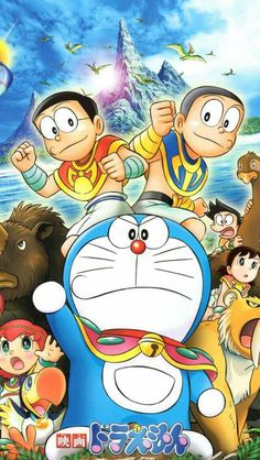 Let's play D-Mon Flying with your and our favorite Robot Cat. Hd Cool Wallpapers, Doraemon Wallpapers, Cute Cartoon Wallpapers, Doremon Cartoon, Friend Cartoon, Best Cartoon Shows, Scooby Doo, Pokemon Sketch, Walt Disney Characters