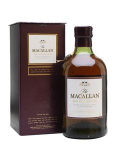 Macallan 1851 Inspiration Scotch Whisky : The Whisky Exchange Whisky Bar, Cigars And Whiskey, Scotch Whiskey, Bourbon Drinks, Vodka Drinks, Alcoholic Drinks, Macallan Whisky, Whiskey Brands, Spirit Drink