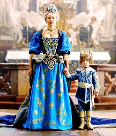 97dcaa1f2b76 Alexandra Dowling as Queen Anne of France TV: BBC The Musketeers Season 3  Costumes by Hayley Nebauer