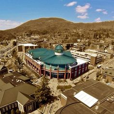 Honorable Mention: Drone Belk Library See all entries here: http://photo.library.appstate.edu/