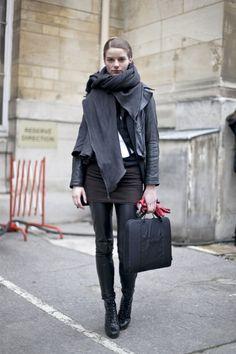 海外のストリートスナップ・ファッションスナップ                                                                                                                                                                                 もっと見る