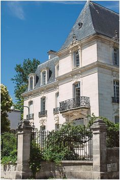 beautiful 4 story property in la Rochelle France | Image by Christina Sarah Photography