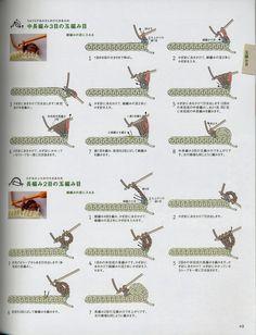 Альбом«Crochet: technique and pattern NV 70142 2012»/123 узора для крючка. Обсуждение на LiveInternet - Российский Сервис Онлайн-Дневников